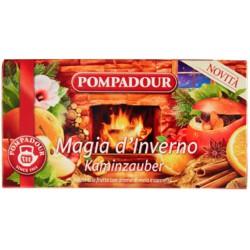 Pompadour infuso magia inverno