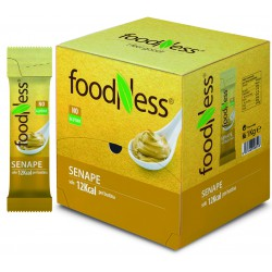 Foodness senape - ml.12 box x100