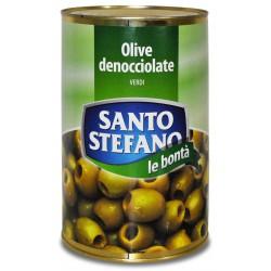 S. stefano olive verdi denocciolate - kg.4,15