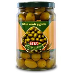 Ista olive verdi giganti - kg.1,6