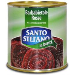 S. stefano barbabietole rosse affettate kg.2,5