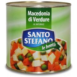 S. stefano macedonia di verdure - kg.2,55