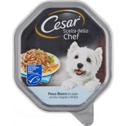 Cesar vaschetta pesce bianco con riso - gr.150