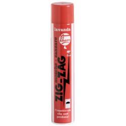 Zig-zag insetticida dry lavanda per mosche e zanzare rossoo - ml.500