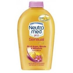 Neutromed sapone liquido ricarica sensual oil - ml.250