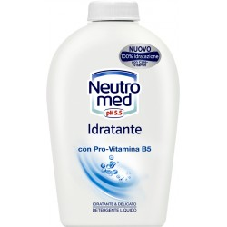 Neutromed sapone liquido ricarica idratante - ml.250
