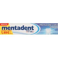 Mentadent dentifricio protezione carie white - ml.75