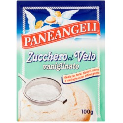 Cameo zucchero a velo vanigliato - gr.100