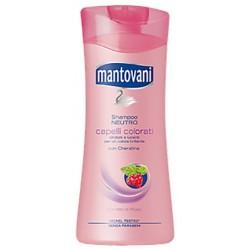 Mantovani shampo capelli colorati - ml.400