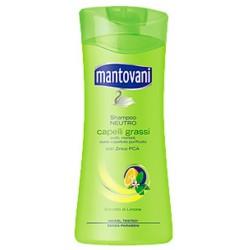 Mantovani shampo capelli grassi ml.400