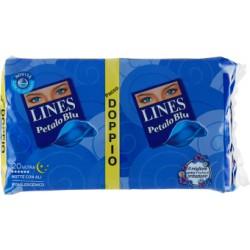Lines idea petalo blu notte x20 pacco x2
