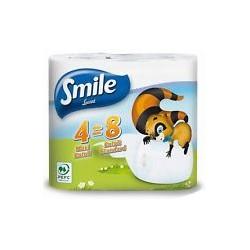 Smile igienica 4 rotoli maxi 2v lucart