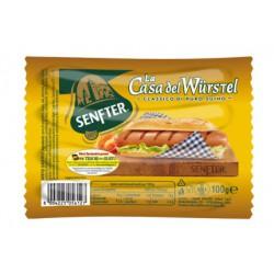 Senfter wurstel puro suino gr.100