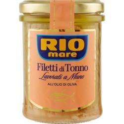 Rio mare filetti tonno olio oliva - gr.180