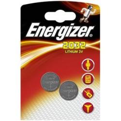 Energizer litio x2 3 volt cr2032