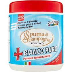Spuma di Sciampagna additivo biancopuro - gr.600