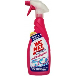 Wc net con candeggina spray - ml.500