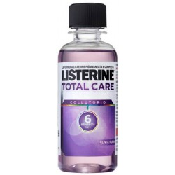 Listerine colluttorio total care menta - ml.95