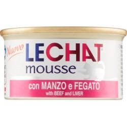 Lechat mousse lattina manzo fegato - gr.85