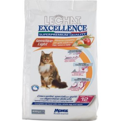 Lechat excellence crocchette sesitive - gr.400