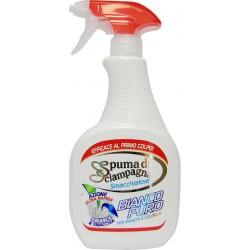 Spuma di sciampagna biancopuro smacchiatore - ml.500