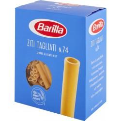 Barilla n.74 ziti tagliati - gr.500