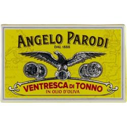 Angelo Parodi Ventresca di Tonno in Olio d'Oliva 115 gr.