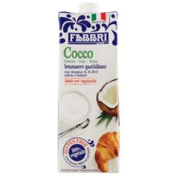 Fabbri latte d/cocco brick - lt.1