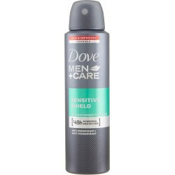 Dove deo spray men sensitive care - ml.150