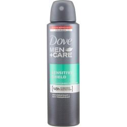Dove deo spray men sensitive care - ml.150