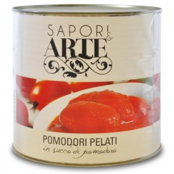 Sapori & arte pomodori pelati - kg.3