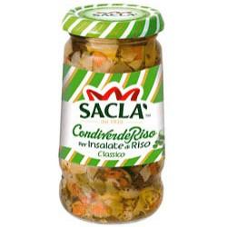 Sacla insalata per riso classica - gr.290