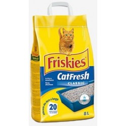 Friskies cat fresh lettiera - kg.5
