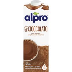 Alpro soya drink cioccolato - lt.1