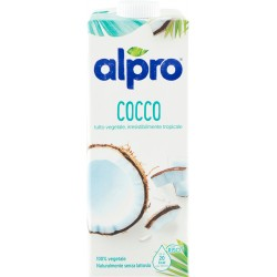 Alpro soya drink cocco & riso brick - lt.1