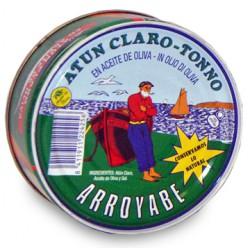 Arroyabe tonno yellowfin olio oliva - gr.260