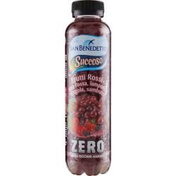 San Benedetto Succoso Zero Frutti rossi 0,40 lt.