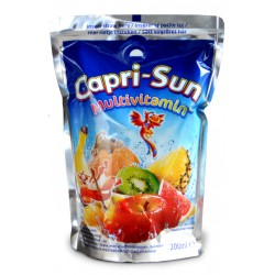 Pfanner capri-sun multivitamine - ml.200 x10