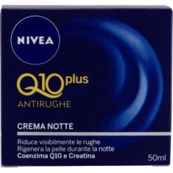 Nivea visage anti rughe q10 notte - ml.50