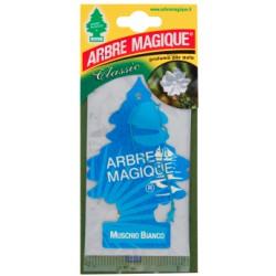 Arbre magique mono muschio bianco