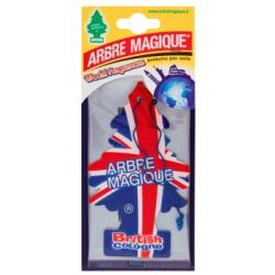 Arbre magique mono british cologne