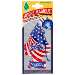 Arbre magique mono sweet america