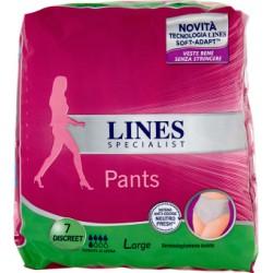 Lines specialist discret pants large x7