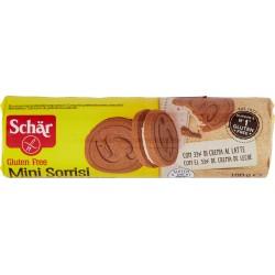 Schar biscotti mini sorrisi senza glutine gr.100