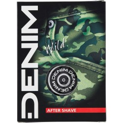 Denim after shave wild - ml.100