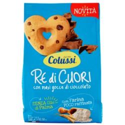 Colussi biscotti redicuori gocce cioccolato gr.300
