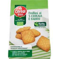 Céréal Bio Frollini ai 5 Cereali e Farro gr.300