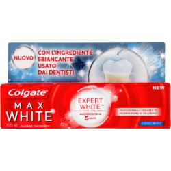 Colgate dentifricio expert white - ml.75