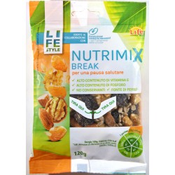 Life nutrimix break  gr.120