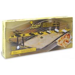 Infibra carta assorbente per fritti x120 cm.30x40